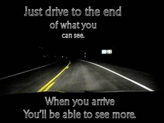 Drive To The End